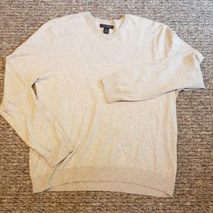 Banana Republic Cotton Cashmere Sweater